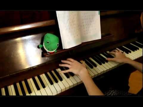 [火影忍者 / Naruto Shippuden] Ending 22 - Kono Koe Karashite (Aisha feat. Chenon) - Piano cover