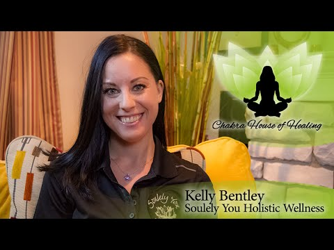 Kelly Bentley on the Chakra House of Healing Talkshow