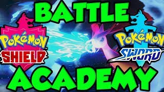 Pokemon Sword and Shield Battle Academy Part 0 - The Plan