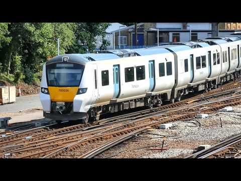 Trains at: Orpington - 15 August, 2019 - Part One