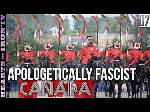 Sorry! [7] Canada Hearts of Iron IV HOI4