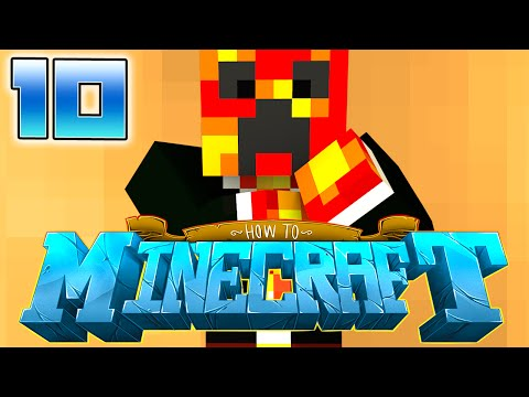 HOW TO MINECRAFT: KILLING 1000 SKELETONS! (10) - Minecraft 1.8 Survival Multiplayer!