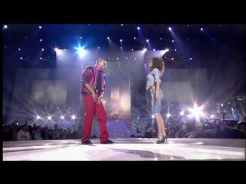 Chris Brown Thriller Tribute  World Music Awards 2006