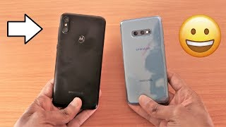 Motorola One Power Vs Galaxy S10e Speed Test