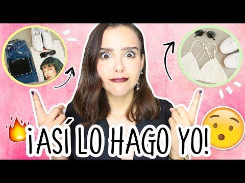 ¡COMBINA TUS TENIS BLANCOS PARA TODA OCASIÓN! (ASÍ LO HAGO YO) ♥ - Yuya