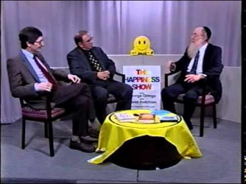 THS 90.  An Interview with Happiness Expert Rabbi Zelig Pliskin