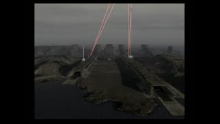Ace Combat 04: Shattered Skies Mission 18 Megalith