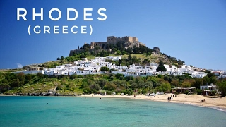 Greek islands: Rhodes in 3 minutes