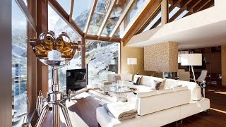 Luxury chalet Zermatt for rent