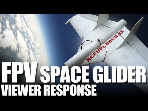 Flite Test - FPV Space Glider - Viewer Response