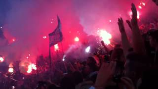 Paok 4-1 Aris Π.Α.Ο.Κ.-ΑΡΗΣ 4-1 Great Paok Fans