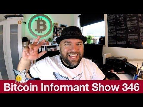 #346 Walmart setzt auf Blockchain, Island Bitcoin Miner Dieb geschnappt & Iran Krypto Verbot