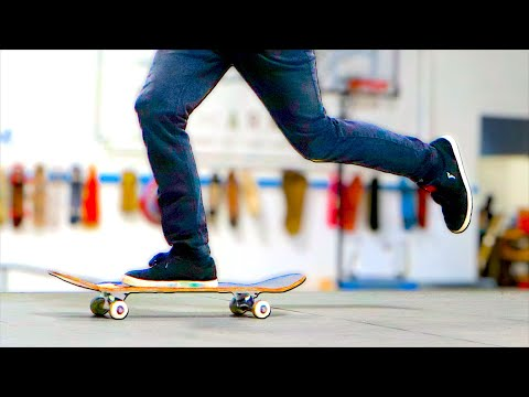 HOW TO SKATEBOARD FOR BEGINNERS 2.0