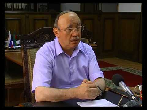 Имам Яралиев ответил на вопросы журналистов