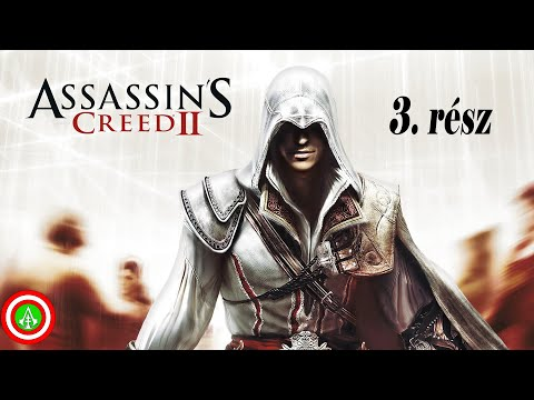 Assassin's Creed II. UR][AN módra #3