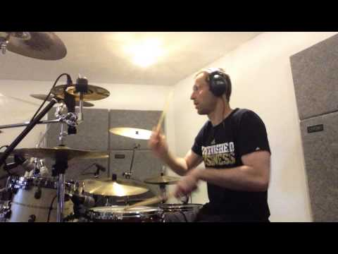 For the first time   The Script   drum cover by Petr Cech