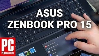 Asus ZenBook Pro 15 (UX580G) Review