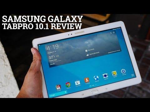 Samsung Galaxy Tab PRO 10.1 Review