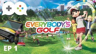 TEE TIME! - Brian Play's Everbody's Golf - EP 1 (w/Commentary)