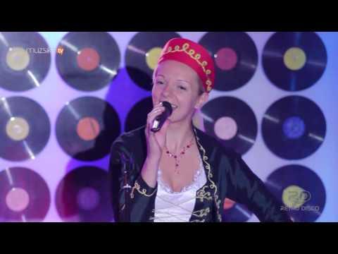 Magyar Rózsa - Millió Rózsaszál (Retro Disco - Muzsika TV)