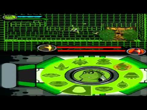 Ben 10 Omniverse Ds Walkthrough Part 18 Fixing Time (Final Battle vs 2 Malwares)