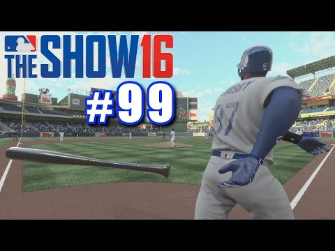 HILARIOUS BAT FLIP! | MLB The Show 16 | Road to the Show #99