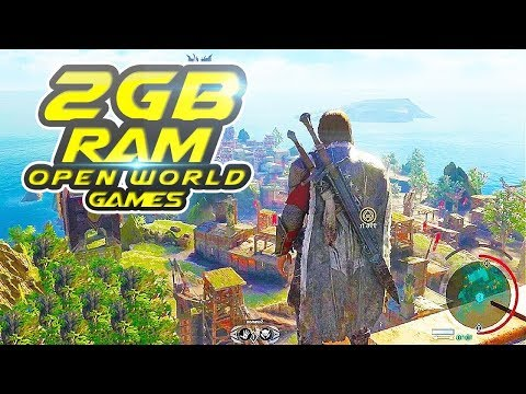 Top 5 High Graphics Open World Game For Low End Pc( In 2GB Ram )