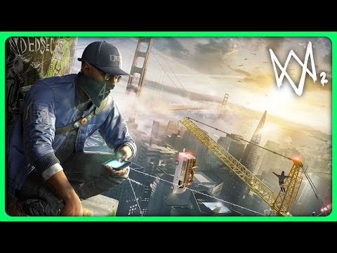 1 HOUR OF WATCH DOGS 2 MULTIPLAYER GAMEPLAY (Watch Dogs 2 Online, Hacking, Bounty & More)