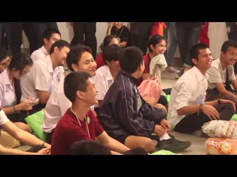 Creativity for Change MADD AWARDS 2015 : Bangkok University (out of home media section4291)