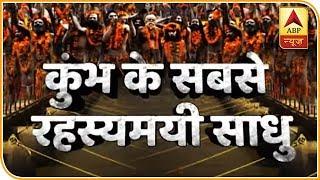 Know More About Secret World Of 'Naga Sadhus' | ABP News