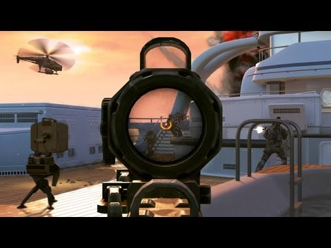 Black Ops 2 - New Multiplayer Screen Shots (Call of Duty BO2 Multiplayer Gameplay)