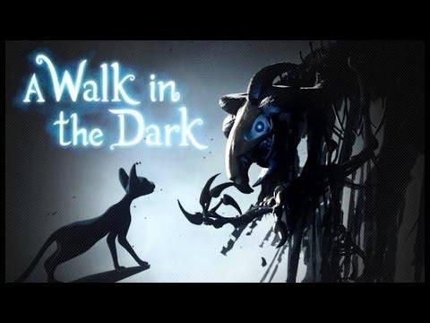 Обзор A Walk in the Dark [Super Meat Boy в готическом стиле]