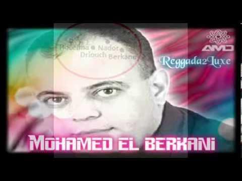 Mohamed El Berkani 2013 reggada berkane