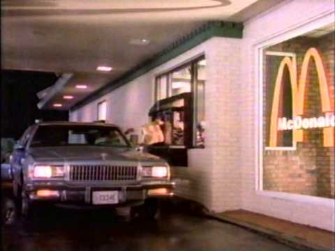 Mcdonald's Gaither Family Commercial 1994 video