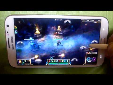 League of legends android