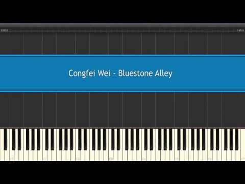 [Synthesia] Bluestone Alley By Congfei Wei + Files