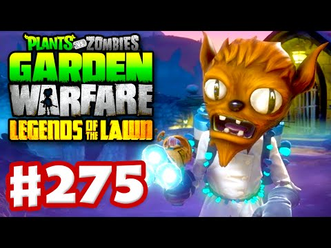 Plants vs. Zombies: Garden Warfare - Gameplay Walkthrough Part 275 - Werewolf Scientist! (PC)
