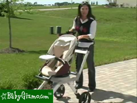 Baby Gizmo Orbit Baby G2 Stroller Review