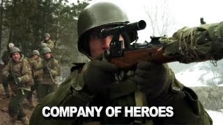 Company of Heroes Debut Trailer