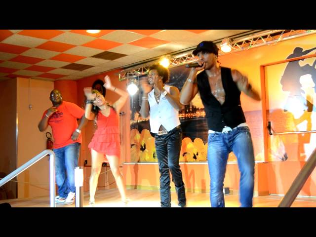 Caraibe locale balli salsa a Guidonia : Roma : video