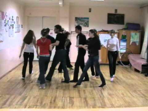видео урок джига танец
