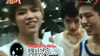 Sungyeol is a ghost?! [ENG]