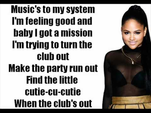 Kat DeLuna - Dancing Tonight Lyrics