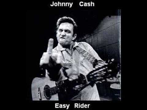 Johnny Cash - Easy Rider Music Videos