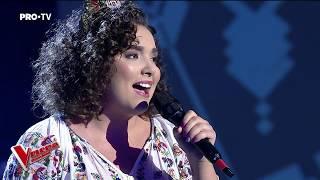 Alina Statie - Hora din Moldova | Live 2 | Vocea Romaniei 2018