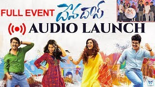 Devadas Audio Launch Full Event | Devadas Movie 2018 | Akkineni Nagarjuna, Nani, Rashmika, Aakanksha