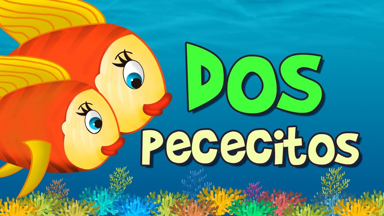 Dos pececitos se fueron a nadar canci n infantil youtube - Fotos fondo del mar ...