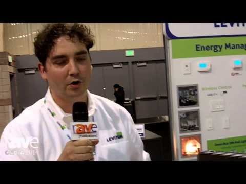 CEDIA 2014: Leviton Talks About Omni-Bus Lighting Control