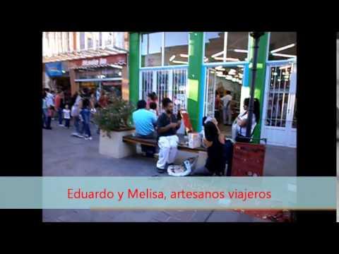 Atardecer en la Peatonal de C  del Uruguay