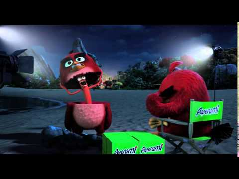 Peperami 'Stunt Animal' TV Ad feat. Angry Birds, 2016